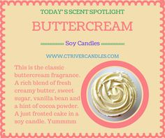 Buttercream Scented Soy Candles hand pouerd by CT River Candles #soycandles   #ctrivercandles   #scentedsoycandles   #madeinct   #madeinusa   #americanmade   #sweetcandlescents   #easter2015