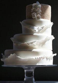 tortas de bodas espectaculares | ... de boda la tarta de boda no es solamente un mero postre a dia de