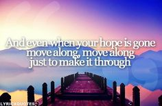 Move Along~All American Rejects