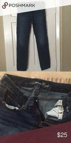 American Eagle Jeans! Skinny Stretch! NEW Like new American Eagle Outfitters Jeans Skinny