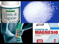 Lair ribeiro : Cloreto de Magnésio mais de 350 funções diferentes no corpo