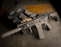 Collecting toy guns as satisfying as collecting farm toys and action figures the thrill of finding rare gems in toy auctions and garage sales is still there. Weapons Guns, Guns And Ammo, Sig Mcx, Ar Rifle, Ar Pistol, Battle Rifle, Assault Rifle, Shotgun, Firearms