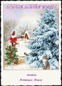 Je vous souhaite une excellente Année 2021 et une très bonne santé. Amitiés Dominique Dominique, Happy New Year, Photos, Christmas Ornaments, Holiday Decor, Wish, Pictures, Christmas Jewelry, Christmas Decorations