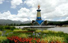 Yao Shi Ta - Da Rushan, Yintan, Weihai.  www.kungfushaolins.com
