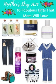 Mother's Day 2019: 10 Fabulous Gifts That Mom Will Love #ad