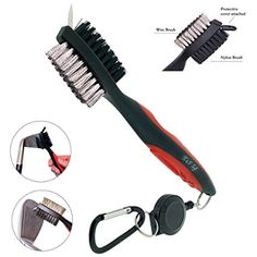 Golf Club Brush and