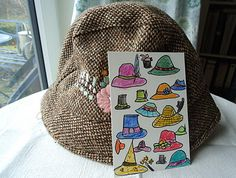 mano kellner, drawing challenge: hat