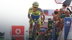 Vuelta a Espana: Świetne miejsce Majki zagrożone? Tinkow grozi bojkotem