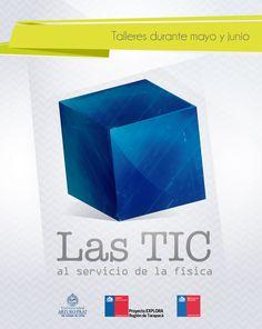 ¡Interesante taller en la REGIÓN DE TARAPACÁ! Las TIC al servicio de la Física http://www.explora.cl/lista-eventos-nacional/203-las-tic-al-servicio-de-la-fisica
