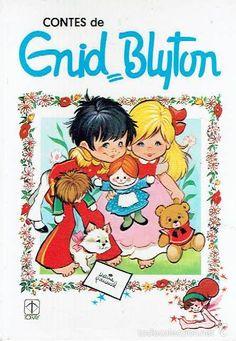 CONTES DE ENID BLYTON, Nº 14. - ENID BLYTON (TEXTO) Y MARÍA PASCUAL (ILUSTRACIONES).. (Libros de Segunda Mano - Literatura Infantil y Juvenil - Cuentos)