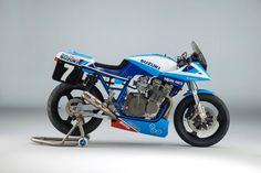1987-2016 Suzuki Katana Endurance-Racer