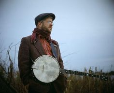 Chester's own Old Man Luedecke, the banjo pickin' king