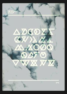 Graphics and Tattoo / Beyond Font - Hadrien Degay Delpeuch
