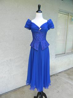 Lady Sings the Blues  Gorgeous Vintage 80s Does 50s by dayglodiva, $48.00