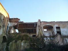Toiano, paese fantasma in provincia di Pisa