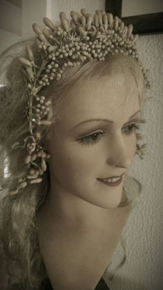 Great,RARE, antique WAX mannequin head ,wax head,wax bust,glass eyes , in Collectibles, Advertising, Merchandise & Memorabilia | eBay