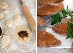 pirogger opskrift Zucchini Squash, Danish Food, Food Inspiration, Picnic, Lunch Box, Snacks, Eat, Breakfast, Ethnic Recipes