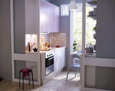 Selbstbau-Küche von Ikea - Systeme für kleine Küchen 8 - [SCHÖNER WOHNEN]