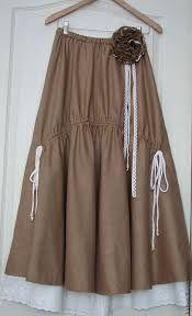 Bildergebnis für юбки из льна