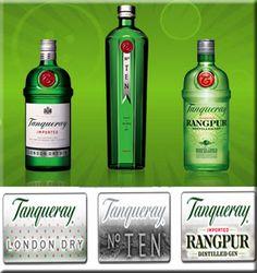 Do you Tangueray? Rangpur is awesome Liquor Bottles, Vodka Bottle, Gin, Bar Stock, Bottle Lights, Beverages, Drinks, Food And Drink, Cocktails
