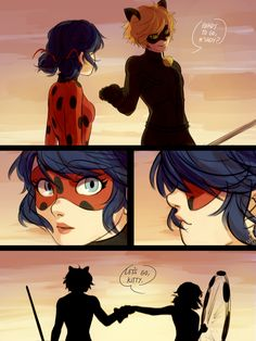 (Miraculous: Tales of Ladybug and Cat Noir) Your True Love 3