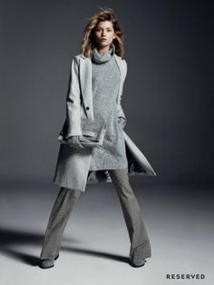 "Lookbook Reserved zima 2015/2016 http://feszyn.com/lookbook-reserved-zima-20152016/ Zobaczcie lookbook z kolekcji ""Niesamowite lata 70 (""The 1970's"")"" marki Reserved w stylu boho. #boho #lookbook #reserved #moda #fashion"