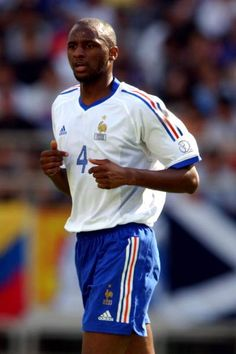 Patrick Vieira, France Get premium, high resolution news photos at Getty Images Arsenal Fc, Football Kits, Football Players, Patrick Vieira, Soccer Fifa, Blue Is The Warmest Colour, Fifa World Cup, Nostalgia, Korea