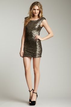 "MINKPINK Fireworks Sequin Mini Dress by Non Specific on @HauteLook About This Item - Wide scoop neck - Sleeveless with shoulder pads - Back zip closure - Allover sequins - Approx. 32"" length - Imported  Fiber Content Main body: 50% polyester, 50% PE Lining: 96% polyester, 4% elastane"
