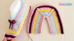 İKİ ŞİŞLE ÇEYİZLİK ÇOK ŞIK KOLAY PATİK YAPIMI AÇIKLAMALI VİDEOLU | ÖRGÜVAKTİ Baby Knitting Patterns, Crochet Patterns, Knitted Slippers, Booty, Model, Create, Felt Baby Shoes, Slippers Crochet, Tights