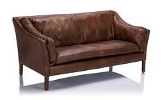 Coco Republic Reggio High Back Sofa