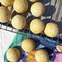 panini rotondi al cocco  http://ibiscottidellazia.blogspot.it/2014/09/panini-al-cocco.html