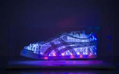 Dezeen » Blog Archive » Electric Light Shoe by Freedom of Creation