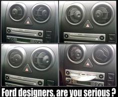 It's a laugh a minute!