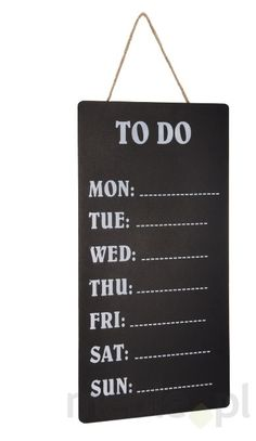 Czarna tablica dekoracyjna, M3 - Wyposażenie wnętrz Letter Board, Lettering, Cover, Books, Home Decor, Libros, Decoration Home, Room Decor, Book