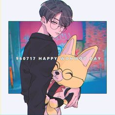 Handsome Anime Guys, Seventeen Wonwoo, Kpop Drawings, Seventeen Wallpapers, Kawaii, Aesthetic Drawing, Sketch Inspiration, Kpop Fanart, Boy Art