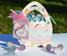 Created by Jaymie using Easter Treats 2, Easter Candies and Treat Tag Die. http://jadedblossom.bigcartel.com/