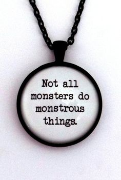 Not All Monsters Do Monstrous Things Lydia Martin Quote Pendant Necklace Keychain Key Ring Keyring Fandom Jewelry Teen Wolf Merchandise – Inspirational Quotes Teen Wolf Quotes, Love Quotes, Style Quotes, Sad Quotes, Inspirational Quotes, Monster Quotes, Fandom Jewelry, Wolf Stuff, Lydia Martin