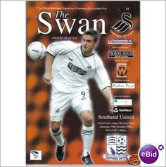 Swansea City v Southend Utd 19/10/2002 Division 3 Football Programme Sale