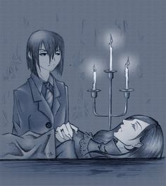 Little S.Snape and Eileen's death by SirAristocrat
