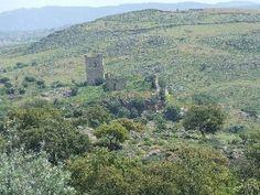 Castillo de Peñafiel (Zarza la Mayor, Cáceres)