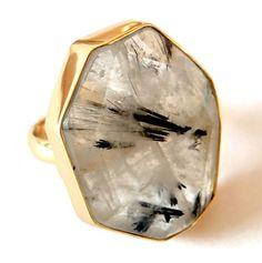 Quartz Ring - Jewelry by Taolei - Events