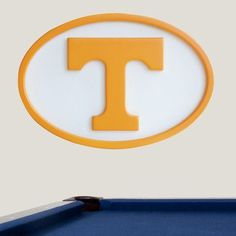 Fan Creations NCAA Logo Textual Art Plaque NCAA Team: Tennessee