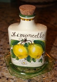 Limoncello Recipe Straight from Italy's Amalfi Coast | La Bella Vita Cucina