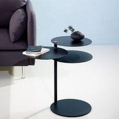 Molino bijzettafel Pieper Concept zwart | Musthaves verzendt gratis