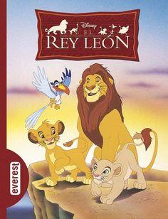 tarjetas de cumpleaños infantiles del rey leon | El Rey León Marca: Editorial Everest