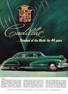 Cadillac, 1947