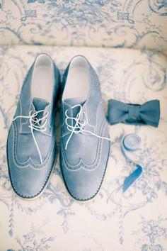 Something Blue Ideas for Your Wedding -Wedding Day Shades of Blue