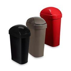 Umbra® Flippa Trash Can - BedBathandBeyond.com