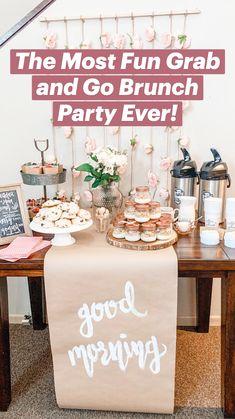 Event Planning Tips, Business Planning, Wedding Planning, Wedding Ideas, Bachelorette Party Planning, Bridal Shower, Baby Shower, Yogurt Parfait, Brunch Party