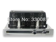 625.00$  Buy here - http://alivmh.worldwells.pw/go.php?t=930487374 - Free shipping Vacuum Tube HI-FI INTEGRATED AMPLIFIER